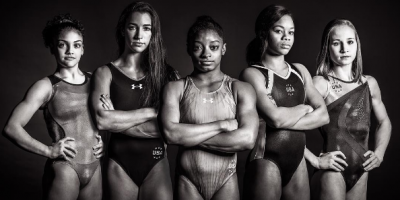 Image: 5 things I learned from the 2016 Gymnastics Olympic Team