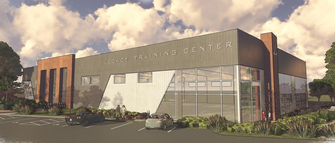 Image: Legacy Training Center