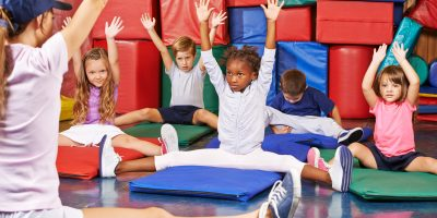 Image: 8 Reasons your pre-schooler will benefit from gymnastics